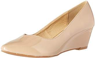 Chinese Laundry Women's Tiara Wedge Pump