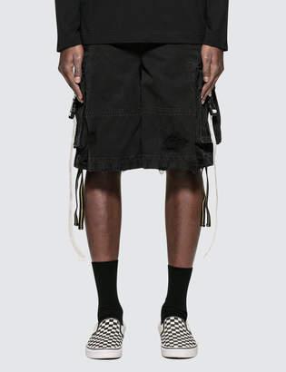 Palm Angels Cargo Shorts