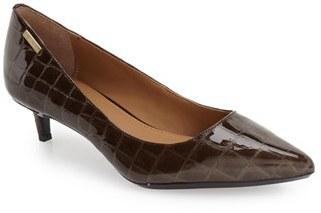 Women's Calvin Klein 'Gabrianna' Pump $109.95 thestylecure.com