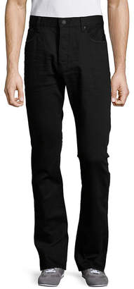 Earnest Sewn Bryant Solid Five-Pocket Pant