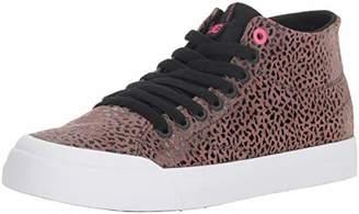DC Women's Evan HI Zero SE Skate Shoe