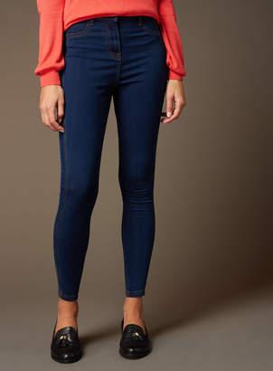 Tu Clothing Indigo Premium Seam Detail Jegging