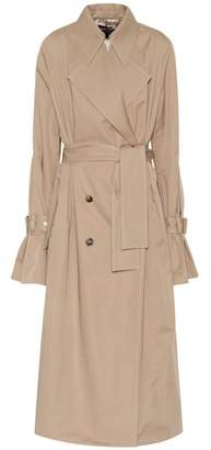 Rokh Cotton trench coat