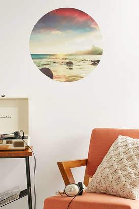 Walls Need Love Sunset Beach Wall Decal