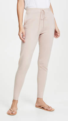 Le Kasha Jogging Side Pocket Cashmere Pants