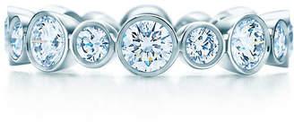 Tiffany & Co. Jazz® alternating band ring