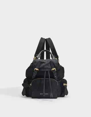 6e103743f2f7 Burberry Small Nylon Rucksack Bag in Black Nylon