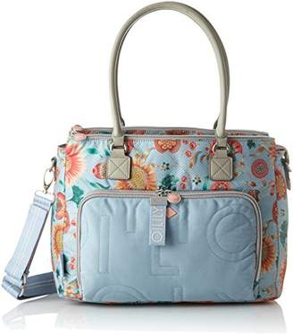Whoopy Backpack Lvf, Womens Backpack, Braun (Mud), 16.5x44x30 cm (B x H T) Oilily