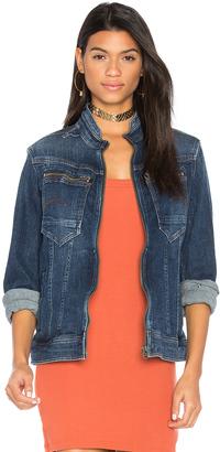 G-Star Arc Zip 3D Slim Jacket $230 thestylecure.com