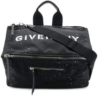 Givenchy Stencil Pandora messenger tote