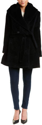Trina Turk Grace Wool & Alpaca-Blend Coat