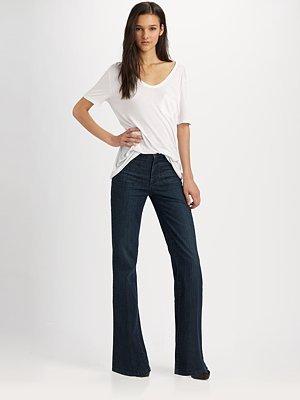 Vince Fonda Flare Jeans