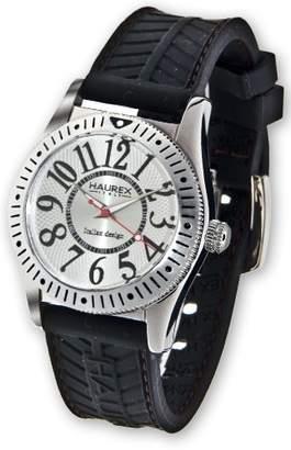 Haurex Italy Men's 1A331USS Promise Rotating Bezel Watch