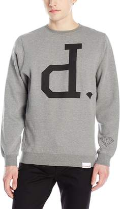 Diamond Supply Co. Men's Un Polo Crewneck