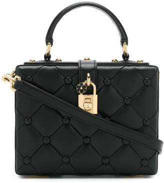 c1fe9fad249f Dolce   Gabbana Dolce box shoulder bag