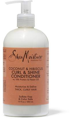 Shea Moisture Sheamoisture Coconut & Hibiscus Curl & Shine Conditioner