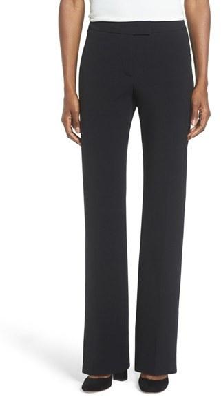 Anne KleinWomen's Anne Klein New York Flare Leg Suit Pants