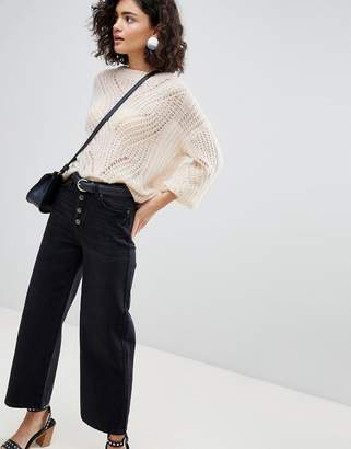 Selected Cropped Jeans