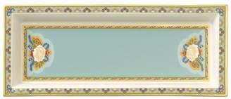Villeroy & Boch Samarkand Aquamarin Rectangular Bowl (25x10cm)