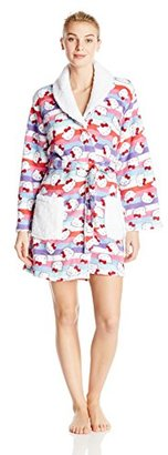 Hello Kitty Women's Warm and Toasty Robe $58 thestylecure.com
