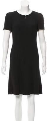 Chanel Silk A-Line Dress