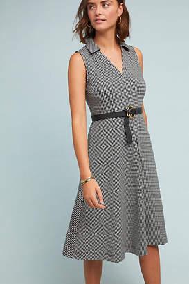 Maeve Collared Gingham Dress