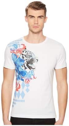 Versace Tiger Graphic Tee Men's T Shirt