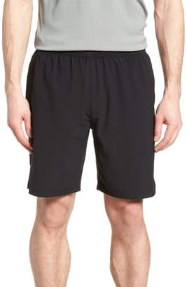 Zella Graphite Perforated Shorts