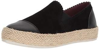 Skechers Women's VAPORIZE - Catalan - Scalloped Colar Twin-Gore Jute Wrapped Slip-On Sneaker