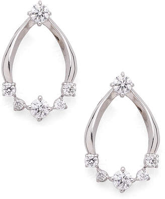 Classic Jewels プラチナ ダイヤモンド ピアス プラチナ