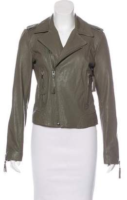 Joie Leather Moto Jacket