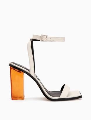 Calvin Klein kim heel sandal