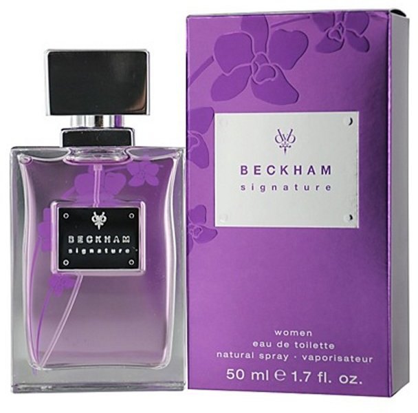 Beckham Signature by for Women