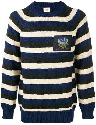 Kent & Curwen striped sweater