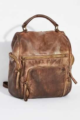 Giorgio Brato Sassari Leather Backpack