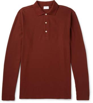 Handvaerk Slim-Fit Pima Cotton-Piqué Polo Shirt