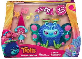 Hasbro DreamWorks Trolls Poppy's Wooferbug Beats