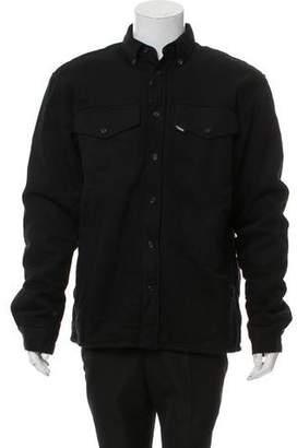 Gosha Rubchinskiy Woven Button-Up Jacket w/ Tags