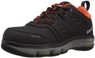 18227808678 Reebok Work Men s Dmx Flex Work RB3602 Industrial and Construction Shoe