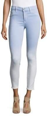 Hudson Nico Skinny Twill Ankle Jeans