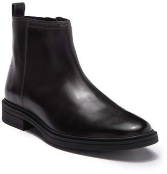 Cole Haan Bernard Leather Zip Boot