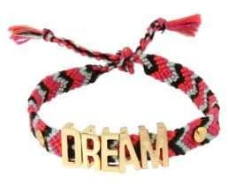BCBGeneration Affirmation Dream String Friendship Bracelet