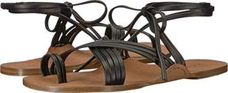 Via Spiga Women's Allegra Ankle Wrap Fisherman Sandal