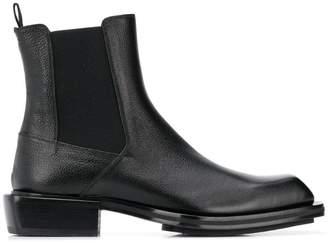 Alexander McQueen elasticated-panel boots