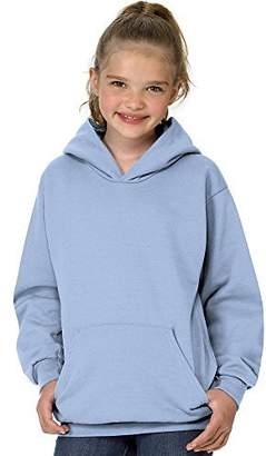 Hanes Youth 7.8 oz. ComfortBlend EcoSmart 50/50 Pullover Hood