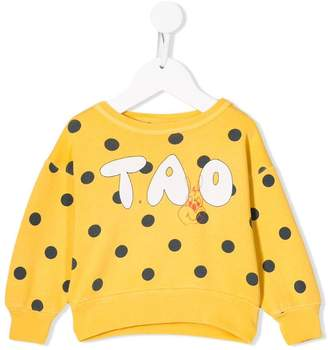 The Animals Observatory yellow Tao sweater