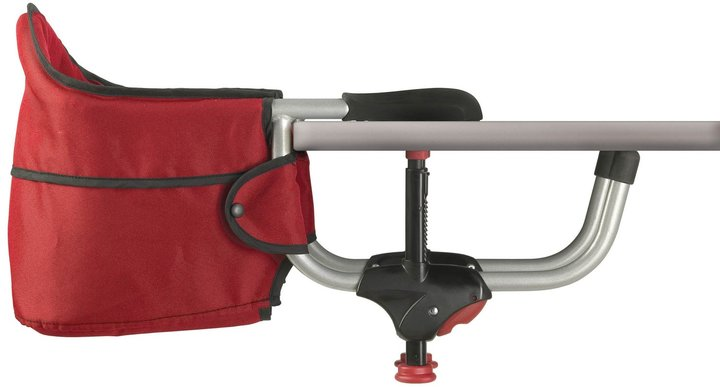 Chicco Caddy Hook On High Chair - Red - One Size