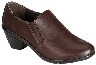 Brown Diego Pump $28 thestylecure.com