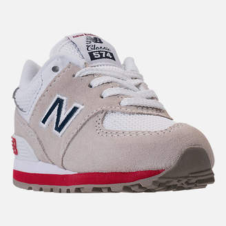 New Balance Boys' Toddler 574 Casual Shoes