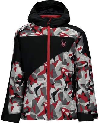Spyder Reckon Hooded 3-In-1 Jacket - Boys'